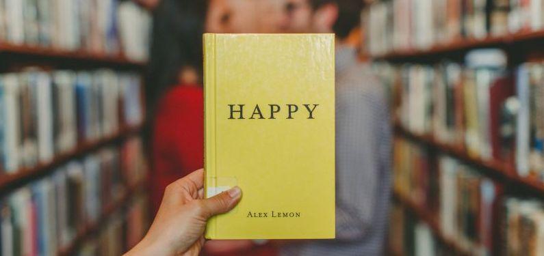 libro happy