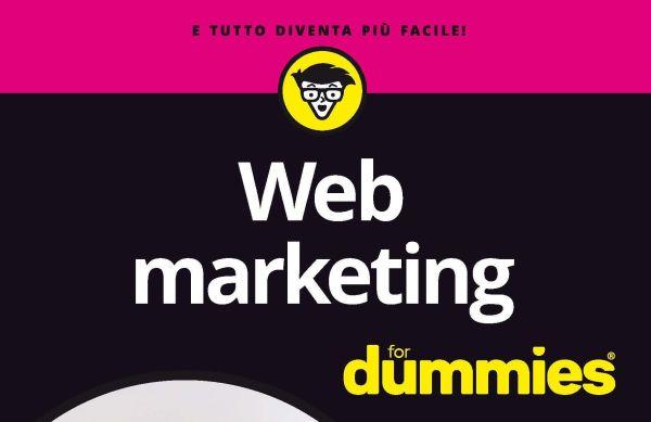 copertina web marketing for dummies