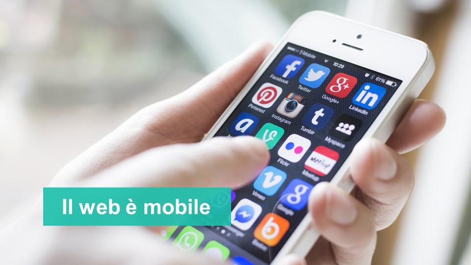 Il web è mobile